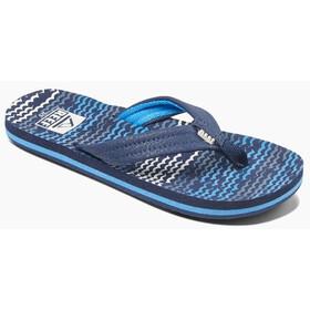 Reef Ahi Sandalias Niños, azul